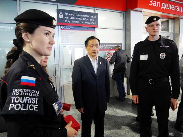 Начальник Управления по туризму КНР: туристическая полиция Китая и России обменяется опытом