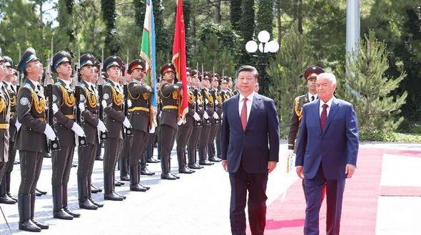 Китай и Узбекистан повысили уровень межгосударственных отношений до всестороннего стратегического партнерства