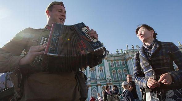 В России отметили 75-ю годовщину начала Великой Отечественной войны