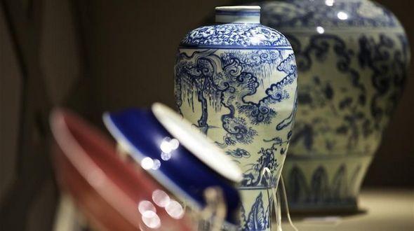 В Риме открылась выставка шедевров древнего китайского фарфора