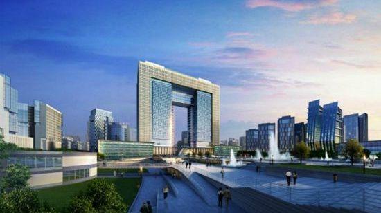 Зона освоения новых высоких технологий в Яньтае и Российский научно-технический парк совместно построят Китайско-российский научно-технический инновационный центр