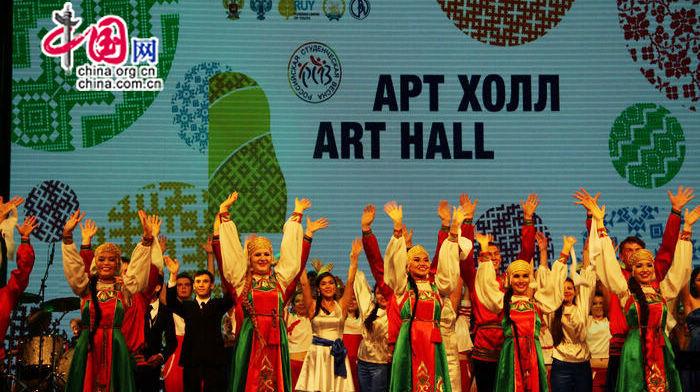 Молодежь стран БРИКС и ШОС укрепляет дружбу яркими выступлениями