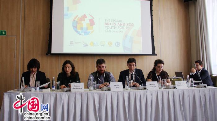 Представители молодежи стран БРИКС и ШОС обменялись мнениями о взаимодействии молодежных организаций с государством