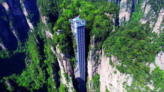 Самые впечатляющие панорамные объекты в мире, созданные в Китае
