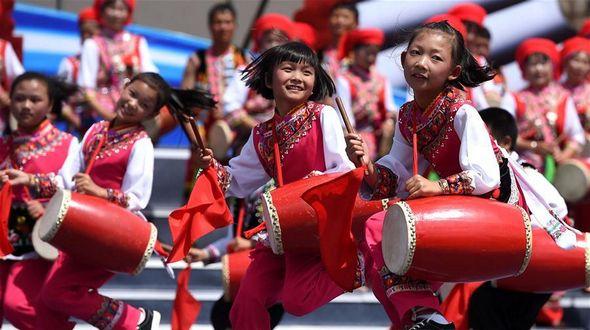 В провинции Юньнань открылся Международный культурно-туристический фестиваль им. Чжэн Хэ