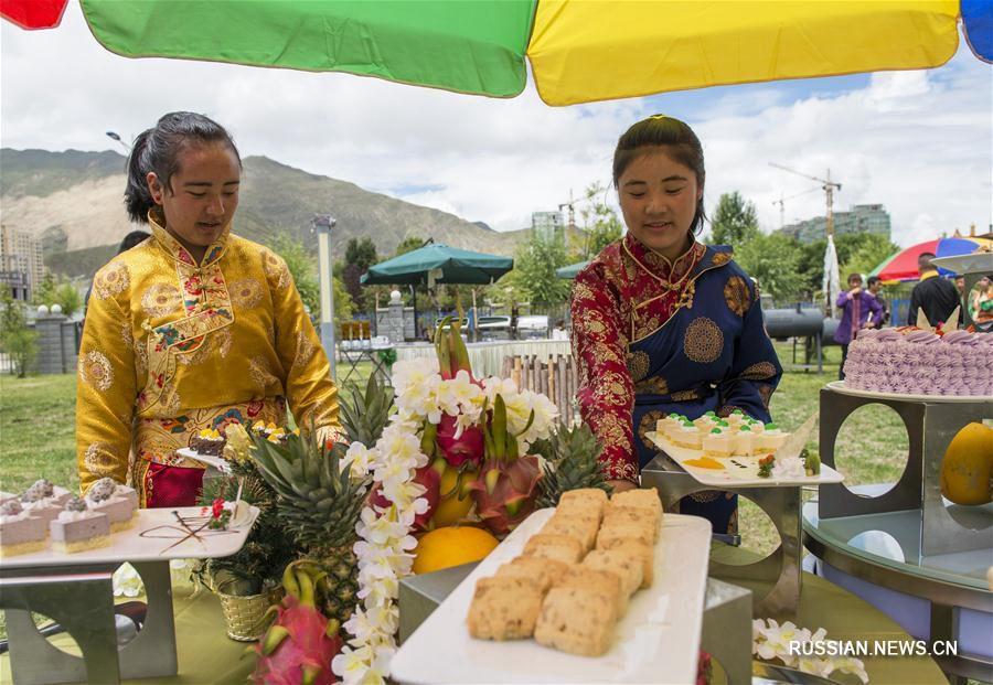 Культура чаепития в Лхасе