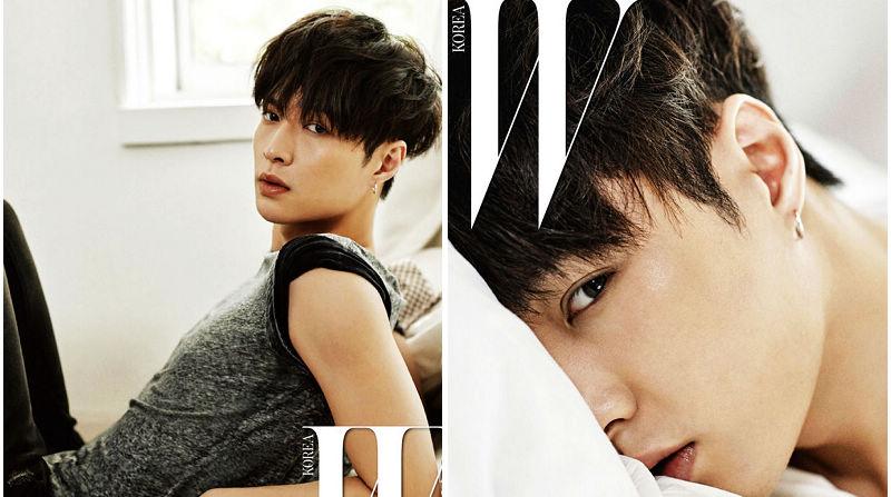 Чжан Исин попал на корейский модный журнал