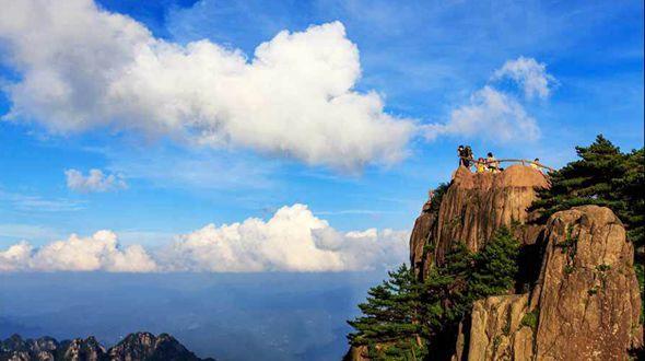 Летнее путешествие по горам Хуаншань