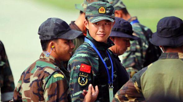 В Пекине проходят международные соревнования снайперов
