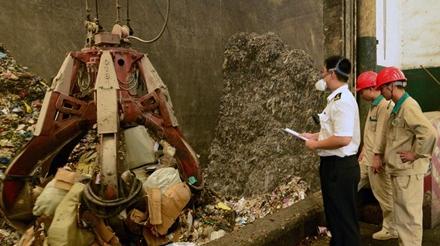 В городе Чжоушань провинции Чжэцзян более 230 тысяч товаров, нарушивших права установленных производителей превратились в «чистую электроэнергию»