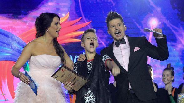 Саша Миненок отправится на детское 'Евровидение-2016' от Беларуси