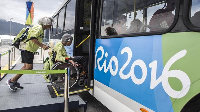 Подготовка к проведению Паралимпиады в Рио-де-Жанейро завершена