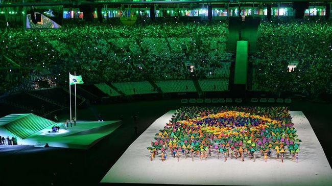 В Рио-де-Жанейро открылась Паралимпиада