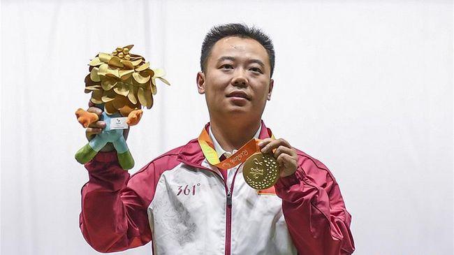 Дун Чао завоевал первое для китайской сборной «золото» на Паралимпиаде в Рио