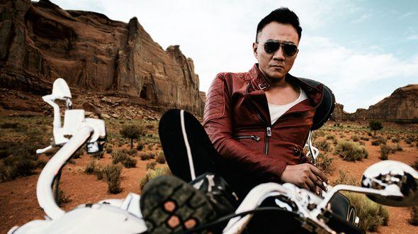 Когда крутость зашкаливает: лос-анджелесская фотосессия актера Ху Цзюня