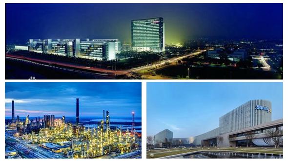 Топ-10 частных китайских предприятий