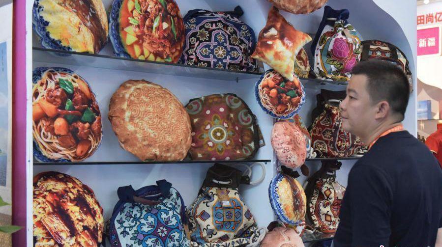 Свою продукцию на выставку в Урумчи привезли 2192 предприятия
