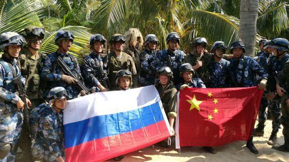 Совместные китайско-российские военные учения 'Морское взаимодействие-2016': история о лунных пряниках