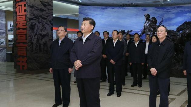 Си Цзиньпин выступил за продолжение духа Великого похода для реализации мечты о великом возрождении китайской нации