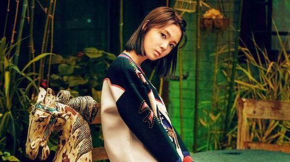 Новая модная фотосессия актрисы Чэнь Яо