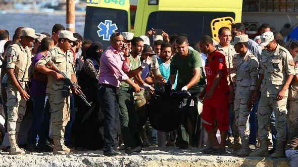 Жертвами крушения судна нелегальных мигрантов на севере Египта стали 112 человек