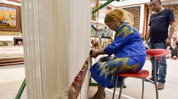 На ЭКСПО 'Китай-Евразия' представлены высококачественные товары и продукция местного производства