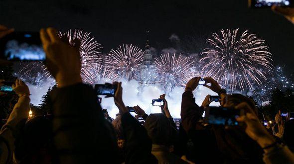 В Москве проходит фестиваль 'Круг света'