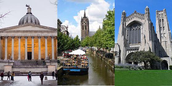 Топ-10 лучших университетов в мире на 2016 г.
