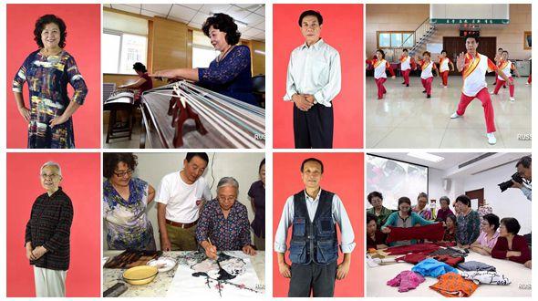 Нестареющая мечта -- Университет третьего возраста в Тяньцзине