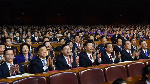 В столице Китая прошел гала-концерт, посвященный 80-летию победы Великого похода