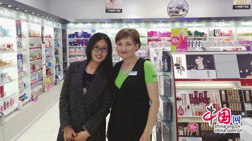 Двойной выигрыш: и опыт, и дружба История о том, как китайская студентка стала в России агентом по закупкам