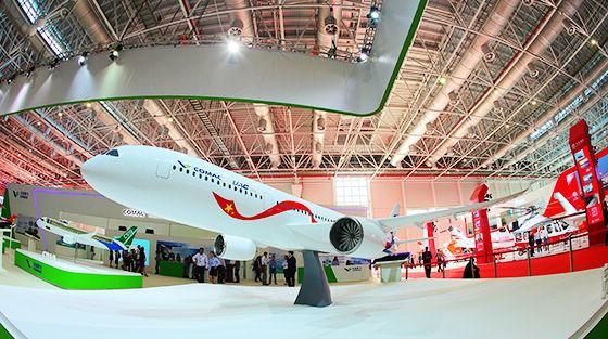 Китай и Россия совместно разрабатывают широкофюзеляжный самолет, тем самым завершая период десятилетнего соперничества