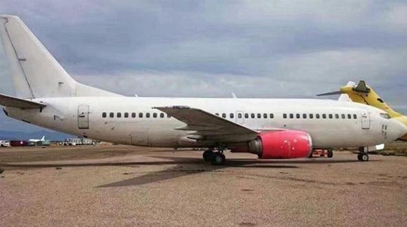 Китаец купил списанный 'Боинг-737' за 8 млн юаней