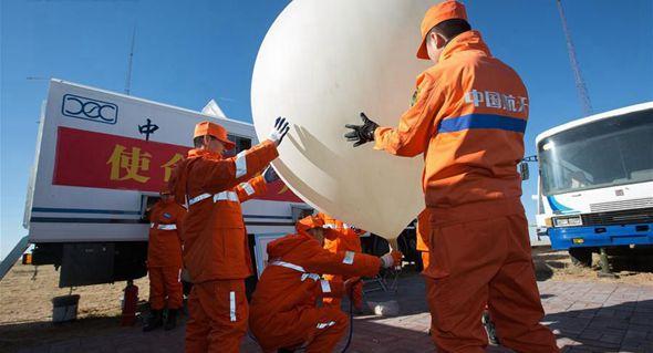 Во Внутренней Монголии готовятся к возвращению китайских космонавтов