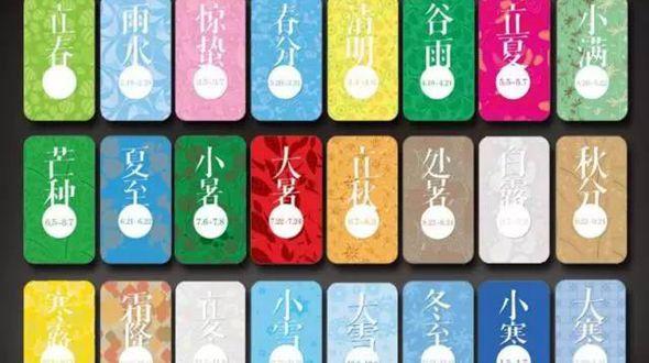 24 сезона китайского сельскохозяйственного календаря внесены ЮНЕСКО в Список объектов нематериального культурного наследия