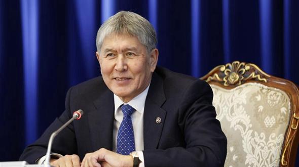 Президент Кыргызстана назвал Китай одним из главных стратегических партнеров страны