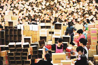 Зарубежные онлайн-покупки – во всем мире поднимается китайский вихрь