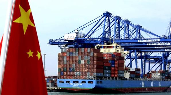 Внешняя торговля в Китае начинает восстанавливаться после спада