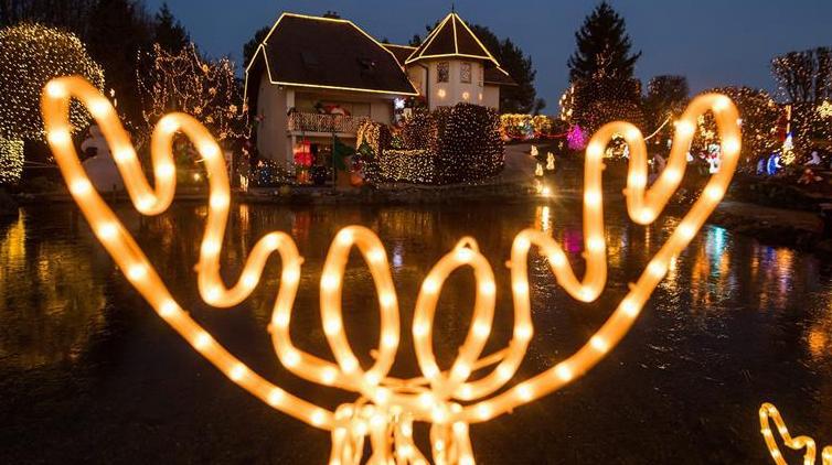 Рождественская атмосфера разных регионов мира