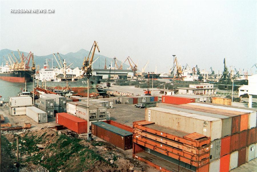 east chinas lianyungang city - 900×603