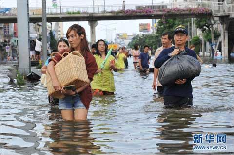 Топ-10 стран, которые находятся под наибольшим влиянием со стороны экстремальной погоды