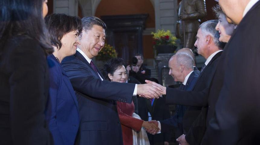 Швейцарский эксперт: государственный визит Си Цзиньпина открывает новые перспективы торгово-экономического сотрудничества между Китаем и Швейцарией