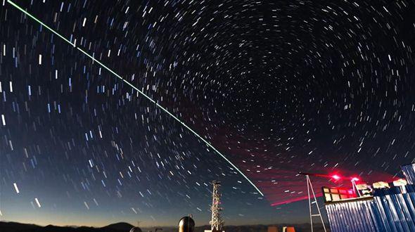 Китайский спутник квантовой связи запущен в эксплуатацию