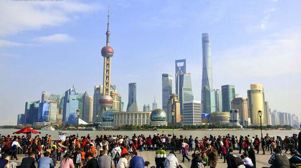 'Золотая неделя' в Китае
