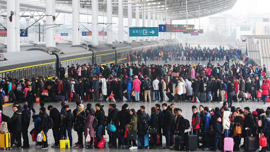 Железные дороги Китая ждут вторую волну пассажирского бума
