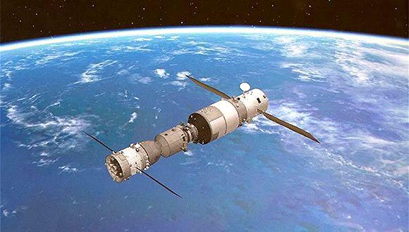 Первый китайский грузовой космический корабль 'Тяньчжоу-1' прибыл на космодром, его старт намечен на апрель