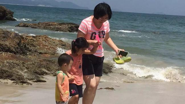 Мама двух детей Сяохуа: ощущение счастья заслонило все переживания