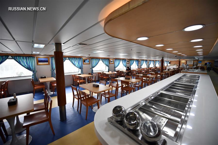 Круизный лайнер 'Принцесса Чанлэ' отправился в свое первое плавание к островам Сиша