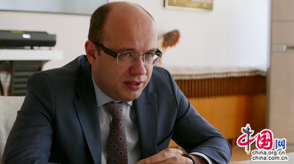 Посол Республики Беларусь:?Один пояс, один путь? -- это не просто идея, это реальное движение
