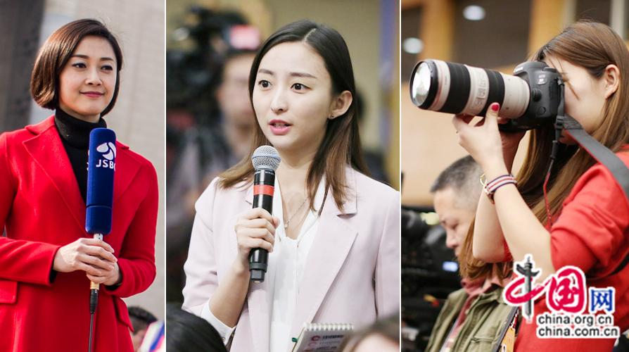 Международный женский день: женщины-корреспонденты на сессиях ВСНП и ВК НПКСК